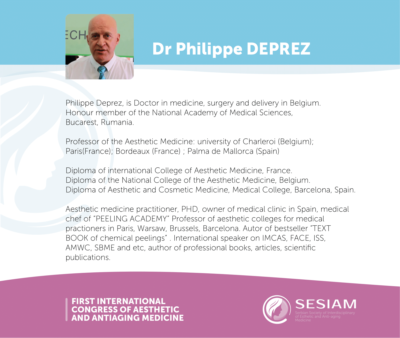 Dr Philippe Deprez