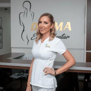 >dr Jelena Krstić Erić - Specijalizant dermatovenerologije