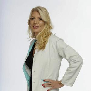 >dr Bea Povignac - Doktor stomatologije - predsednik SUDEL-a