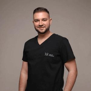 >dr Miloš Veljković - Spezijalizant oftalmologije